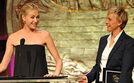 Ellen DeGeneres, Portia de Rossi To Open Vegan Restaurant