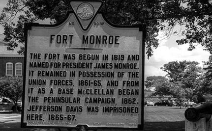 History Is Made: Fort Monroe Becomes Newest National Monument