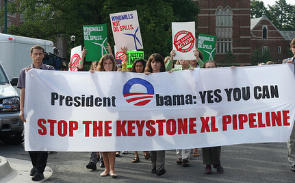 Oil Spills Expected If Keystone XL Pipeline Is Approved