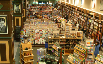 Can a Bookstore Not Have Books?
