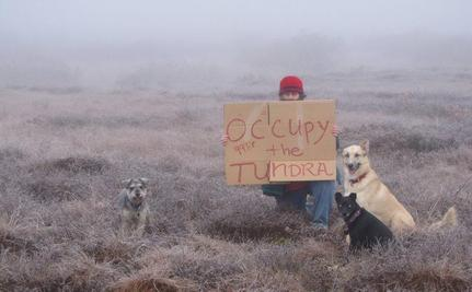 "Meet The Brave Faces Of ""Occupy The Tundra"""