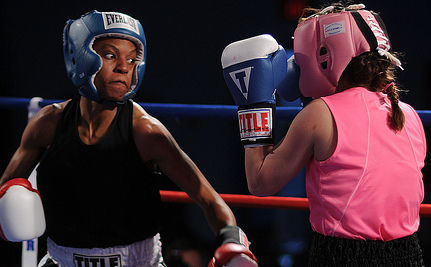 Women Boxers Should Wear Skirts, Say Officials