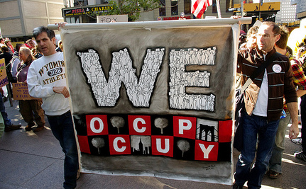 NYPD Violates 1st Amendment Rights At Occupy Wall Street [Video]