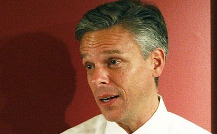 "Huntsman Only Republican Presidential Candidate Against ""Personhood"" [VIDEO]"