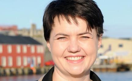 Scottish Conservatives Elect Lesbian Leader