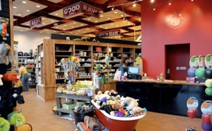 Holistic Options for Man's Best Friend at the Big Bad Woof