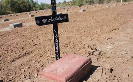 Tomb of the Unknown Migrant
