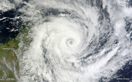 Air Pollution To Blame For Massive Cyclones In Asia