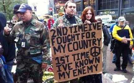 Veterans Of 4 Wars Support Occupy Wall Street [Videos]