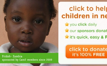 Will You Click To Help 16 Special Kids?