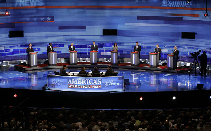 What If They Threw a Candidate Debate on Foreign Policy?