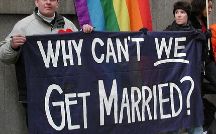 In France, A 'Symbolic' Gay Marriage