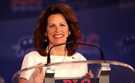 Bachmann Thinks The ACLU Runs The CIA
