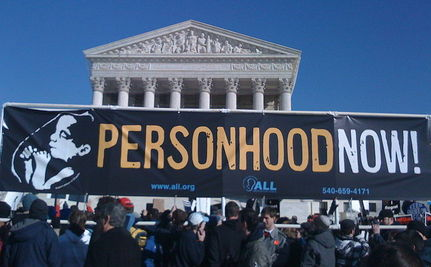 "Despite Defeat, ""Personhood"" Comes Back Again and Again"