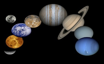 Tour The Solar System At Near-Light Speed [Video]