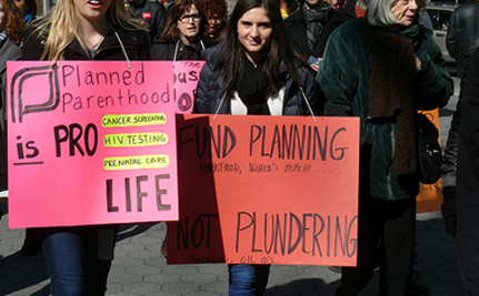 Health Care Or Politics? What's The Future For Planned Parenthood?