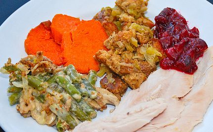 6 Thanksgiving Staples That Contain BPA