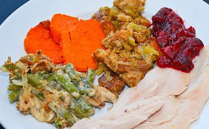 6 Thanksgiving Staples That Contain BPA