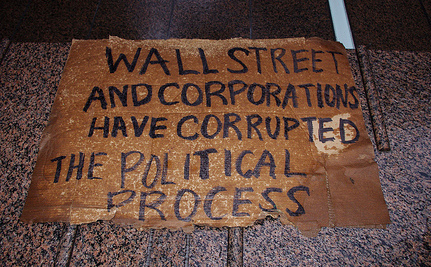 Leaked Memo Reveals Wall Street Plot To Undermine OWS