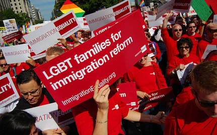 Obama Immigration Policy 'Vague,' 'Opaque' and Still Excludes LGBT Couples