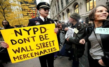 Ret. Police Captain Calls NYPD 'Corporate Thugs' [Video]