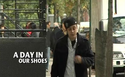 Homeless LGBT Youth: A Day In Our Shoes (VIDEO)