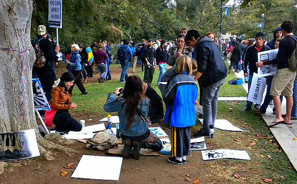 UC Davis English Department Demands Disbanding of Campus Police