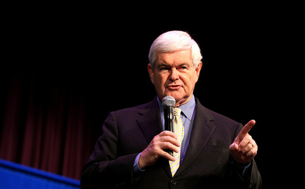 Gingrich: Put Poor Kids to Work Cleaning Schools