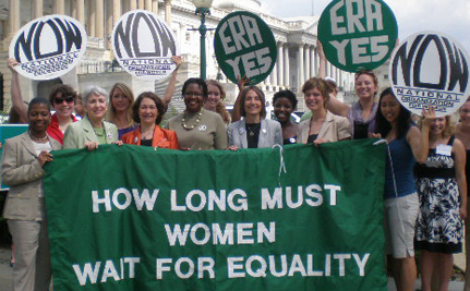 The Equal Rights Amendment: It's About Time