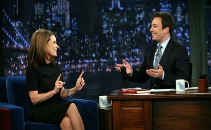 Bachmann Reception on �Fallon��Unfunny, Guys