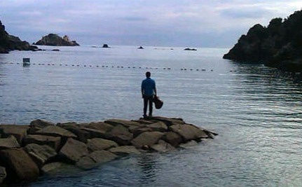 Leaving Taiji and Its Dolphins: a Last Day at the Cove