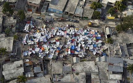 A Teen's-Eye View of Haiti