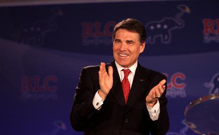 "Perry Gets ""Sheriff Joe"" Endorsement"