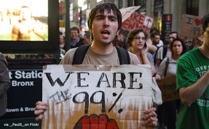 Group Aims to Publish 100K Copies of Declaration for Occupy Movement