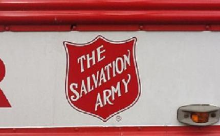 Salvation Army Bell Ringers Drafted in the War on Christmas?