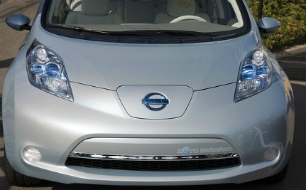 Nissan LEAF Will Feature Wireless Charging Technology