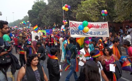 Queer Pride Celebrations in India (Video)