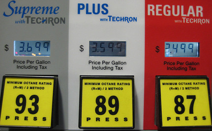 Study Shows That High Gas Prices Do Reduce Driving, Encourage Use of Alternatives