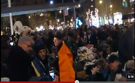 Occupy Goes to the Opera