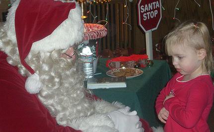Teacher Called Scrooge For Saying Santa Isn't Real