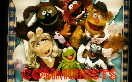 First They Came for Tinky Winky and I Did Nothing: Now It's the Muppets