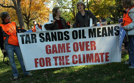 BC First Nations Unite To Ban Export Of Tar Sands Oil