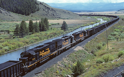 Montana Selling Coal To Australia And China