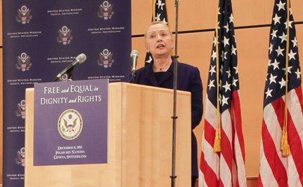 Hillary Clinton's Astonishing LGBT Rights Speech