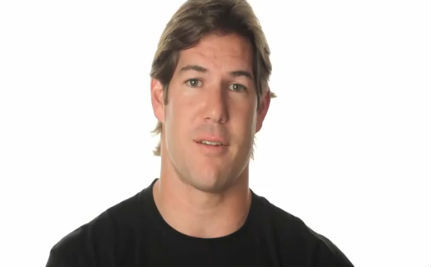 Scott Fujita Supports Marriage Equality (VIDEO)