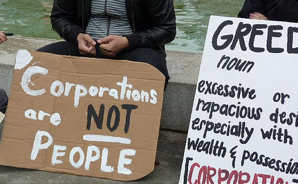 LA City Council Agrees With OWS: Corporations Are Not People
