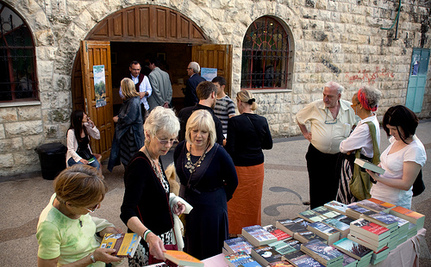 "Jerusalem Bookstore Caves to Pressure for ""Modesty Standards"""