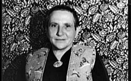 Was Gertrude Stein a Fan of Hitler?