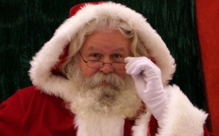 Uh Oh! The Dirty Truth About Santa's Carbon Footprint