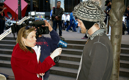 Student Journalists At OWS Offered Free Legal Advice